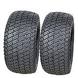 13x6.50-6 Neumático Cortacésped 4 Capas Multiturf Césped Neumático - Wanda P332 Set de 2