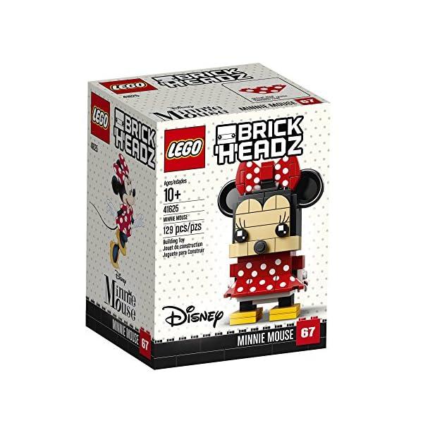 LEGO BrickHeadz - Minnie Mouse [41625 - 109 pcs] 6