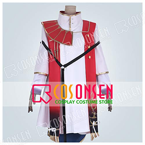コンパス 戦闘摂理解析システム ソーン=ユーリエフ コスプレ衣装 (女性M)