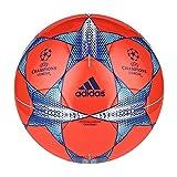 adidas Champions League Finale Capitano - Balón, Color Azul / Rojo, Talla: 5