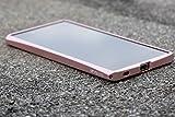 DevilCase Aluminum Alloy Protective Bumper for Sony Xperia Z5 Premium (Z5P, Rose Gold)