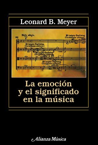 Emoción y significado en la música (Alianza música (AM))