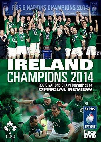 Ireland Champions RBS 6 Nations 2014 [DVD] [UK Import]