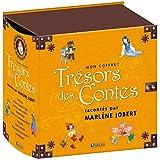 Mon coffret Trésors des contes - Racontés par Marlène Jobert