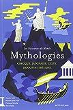 Les naissances du monde - Mythologies grecque, japonaise, celte, dogon et tibétaine (ASJ - Documentaires) (French Edition)