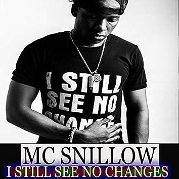 I STILL SEE NO CHANGE