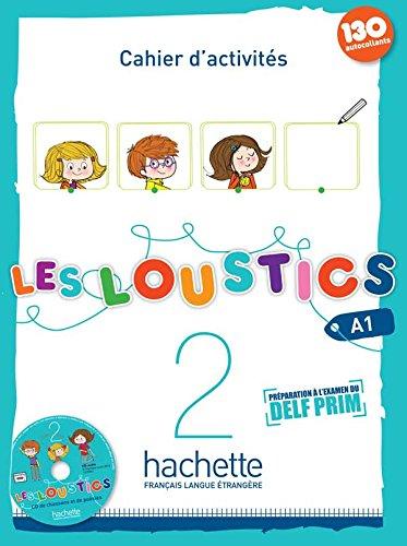 Les Loustics 2 - Cahier Dactivites + CD Audio: Cahier d'activites 2 + CD audio: Vol. 2