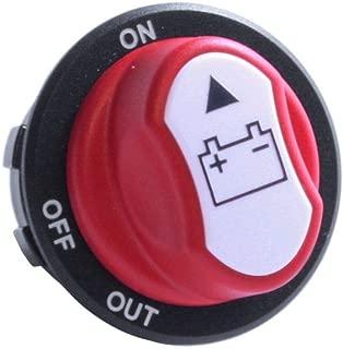 ISOLATORE Batteria Interruttore Principale Sezionatore UNIVERSALE POWER Kill Switch tagliato