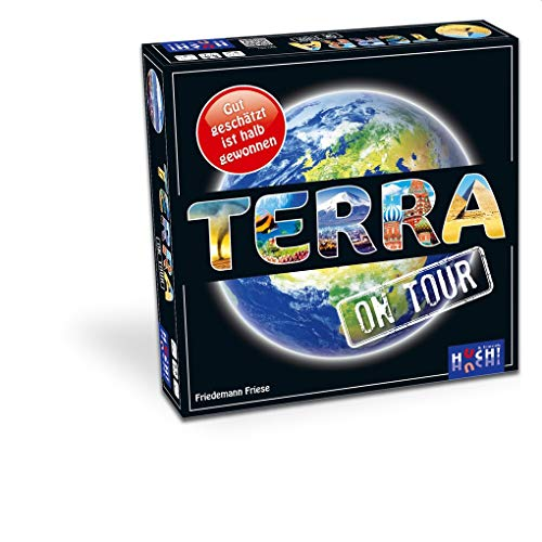 Huch & Friends 879356 – Terra on Tour, Quiz Parte