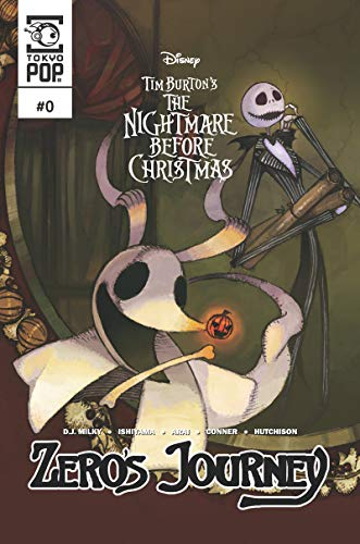 Disney Manga: The Nightmare Before Christmas — Zero's Journey Issue #0 (Prologue) (Zero's Journey Comic series) by [D.J. Milky, Kei Ishiyama, Various Milky, Kiyoshi Arai, Dan Conner, David Hutchison]