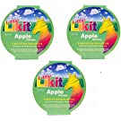 Manna Pro Little Likit Refill Equine Treats - Apple (3 Pack)