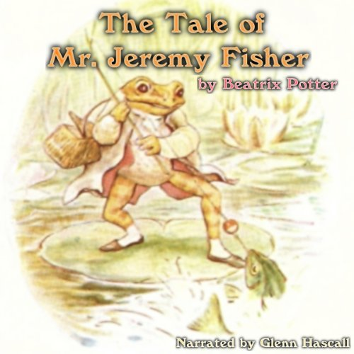 The Tale of Mr. Jeremy Fisher cover art