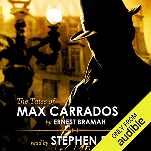 The Tales of Max Carrados Titelbild