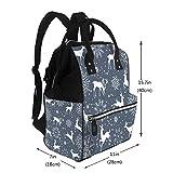 Nappy Bags Deer Diaper Bag Multi-Function Waterproof