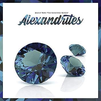 "The Gemstone Series: ""Alexandrites"" EP"
