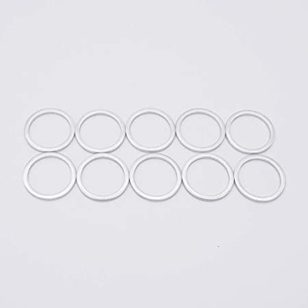 Crush Washer x 5 16mm x 20mm Compatible with BMW Motorcycles 07 11 9 963 252