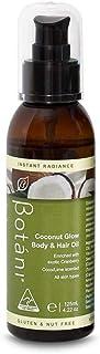 Botani Coconut Glow Body & Hair Oil, 125ml