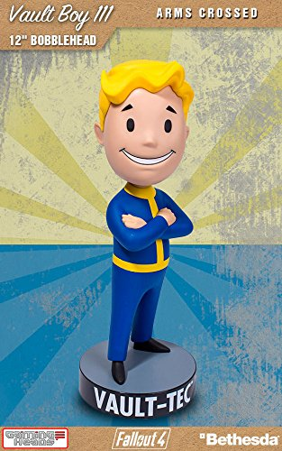 Fallout 4 Bobble-Head Vault Boy 111 Arme Crossed