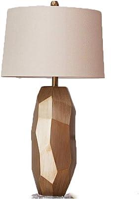 WandaElite Lámpara de mesa de oro moderna minimalista ...