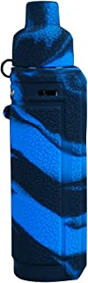 correa de regalo Cr/áneo Azul BORUL Drag X Funda protectora de silicona para Voopoo Drag X
