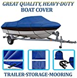 SBU Blue, Boat Cover for Chaparral Boats 190 Gemini 1993 1994