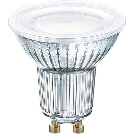 OSRAM réflecteur LED | Culot: GU10 | Blanc froid | 4000 K | 6,90 W | équivalent à 80 W | LED STAR PAR16