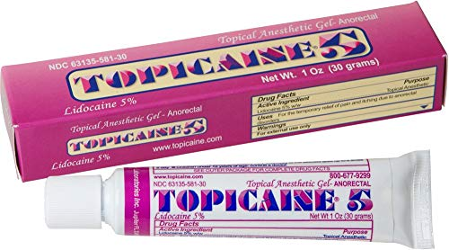 TOPICAINE 5 Topical Anesthetic Gel Review​