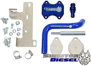 Sinister Diesel EGR Cooler Kit for Dodge Cummins 2010-2016 6.7L