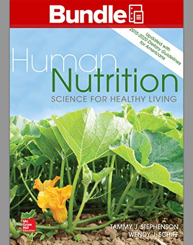 GEN COMBO LL HUMAN NUTRITION UPD W/DIETARY GUIDELINES; CONNECT ACCESS CARD