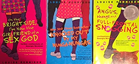 Further Confessions of Georgia Nicolson 3 Volume Set - Angus, Thongs and Full-Frontal Snogging - On the Bright Side, I'm N...