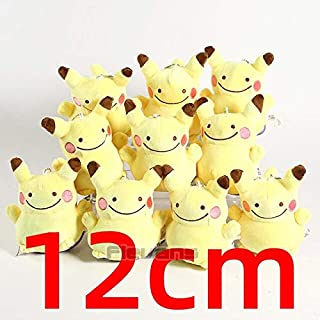 eSunny Ditto Transform Charmander Bulbasaur Squirtle Snorlax Lapras Poliwrath Cleffa Gengar Plush Pend S Toys Dolls 10Pcs/Lot Boy Must Haves Friendship Gifts Toddler Favourite Superhero Birthday