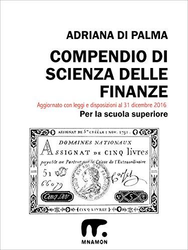 Compendio di Scienza delle Finanze (Compendi di Diritto pubblico e Scienza delle Finanze Vol. 2)