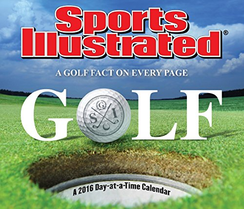 Sports Illustrated Golf Day At A Time 2016 Box Calendar