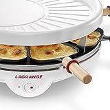 Zoom IMG-2 lagrange 129013 piastra da raclette