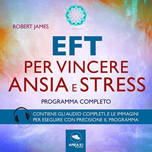 EFT per vincere ansia e stress copertina