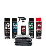 Jax Wax Professional Interior Clean, Dress and Protect Kit