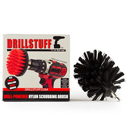 Grill Brush - Grill-Zubehör - Grillzubehör - Gasgrill - Elektro-Raucher - Grillreiniger - Grillbürste - Grill Scraper - Grease - Raucher und Grill - Drill Brush - Grillbesteck - Rostlöser