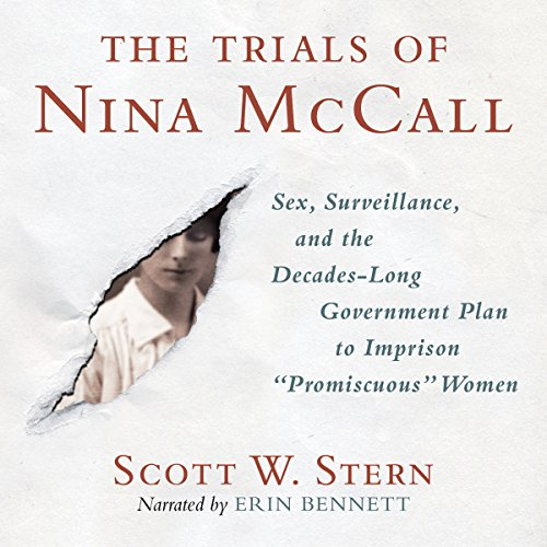 The Trials of Nina McCall cover art