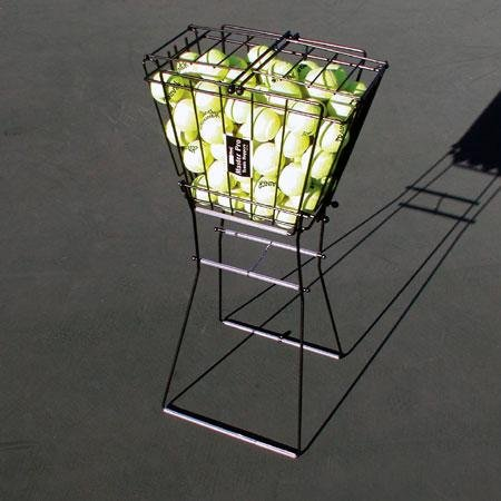 MasterPro Stand Up Ball Hopper - 100 Ball Capacity