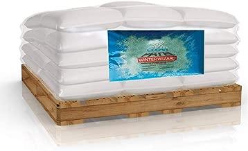 FDC Winter Wizard | Calcium Magnesium Acetate and Magnesium Chloride Ice Melt | Snow Melt & De-icer (24 x 50lb Bags)