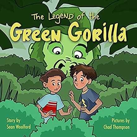 The Legend of the Green Gorilla