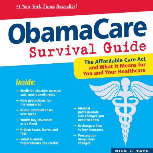 ObamaCare Survival Guide audiobook cover art