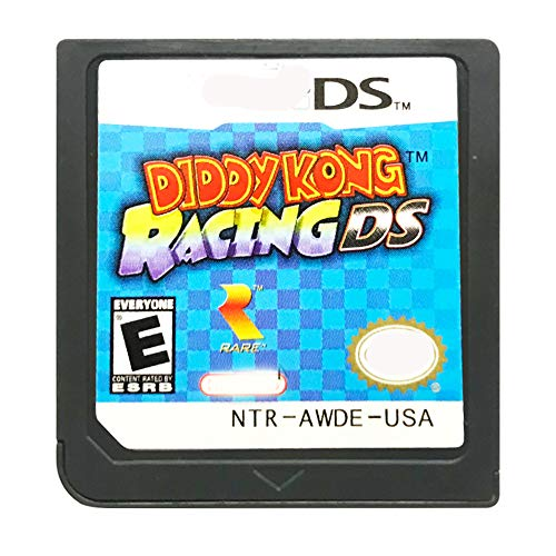 Diddy Kong Racing DS USA for Nintendo DS/DSi / 11DS XL(PGSN)