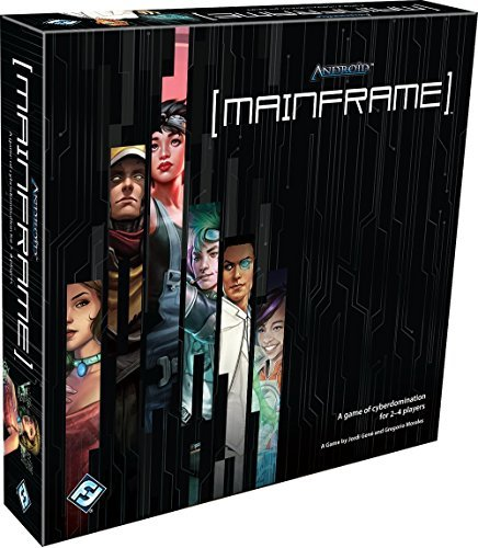 Android: Mainframe Board Game by Fantasy Flight Games