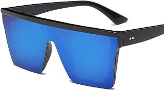 Sunglasses Men Women One Piece Lens Sun Glasses For Women Shades Mirror
