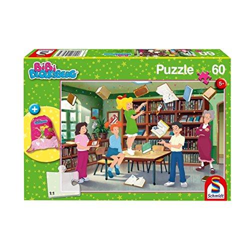 Schmidt 56263 Spiele Bibi Blocksberg - Puzzle