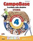 Campo base monodisciplina antropologico. Per la 4ª classe della Scuola elementare. Con e-book. Con espansione online (Vol. 1)