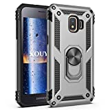 KOUYI for Galaxy J2 Core Case,Full Body Protective Silicone