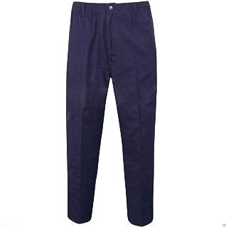 Spinbit Rugby Trousers Mens Adult Full Elasticated Waist Drawstring Smart Pocket Pants 30 Waist/27 Inside Leg Length