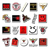 20 PCS Stickers Pack Bon Aesthetic Jovi Vinyl Have Colorful A Waterproof Nice - Day for Water Bottle Laptop Bumper Car Bike Luggage Guitar Skateboard